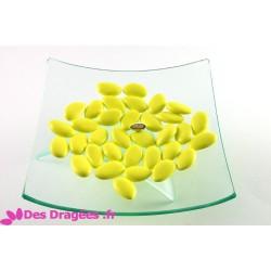 Dragées amande Avola 45% vert jaune, déclassées