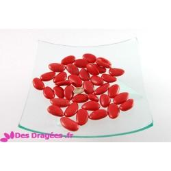 Dragées amande Avola 45% rouge, déclassées