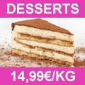 Dragées saveurs desserts déclassées