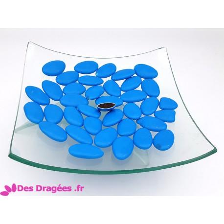 Dragées chocolat bleu outre-mer, déclassées