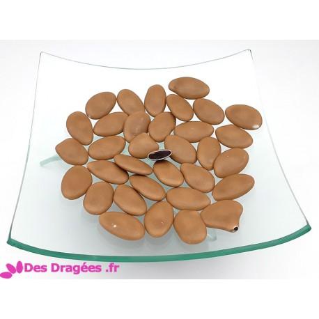 Dragées chocolat taupe, déclassées