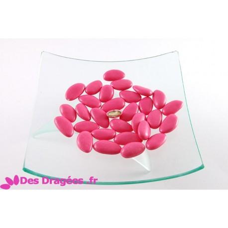 Dragées amande Avola 45% rose foncé, déclassées