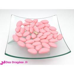 Dragées amande Avola 45% rose nacre, déclassées
