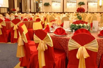 Décorationde la salle de mariage