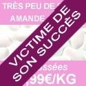 Dragées amande Avola 53% déclassées